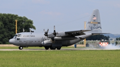 Photo ID 211586 by Milos Ruza. USA Air Force Lockheed C 130H Hercules L 382, 74 1661