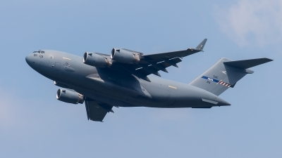Photo ID 211759 by Adrian Stürmer. NATO Strategic Airlift Capability Boeing C 17A Globemaster III, 08 0003