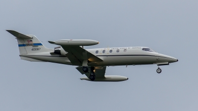 Photo ID 211596 by Adrian Stürmer. USA Air Force Learjet C 21A, 84 0087
