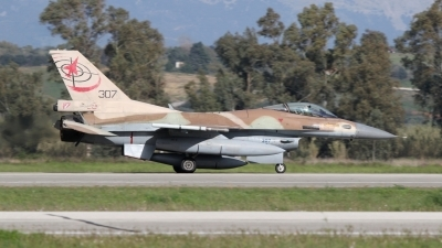 Photo ID 211625 by Stamatis Alipasalis. Israel Air Force General Dynamics F 16C Fighting Falcon, 307
