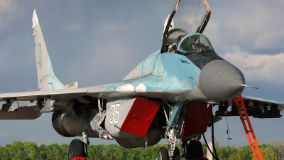 Photo ID 211623 by Stephan Franke - Fighter-Wings. Ukraine Air Force Mikoyan Gurevich MiG 29C 9 13, 35 WHITE