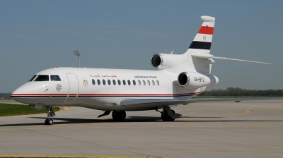 Photo ID 211639 by Florian Morasch. Egypt Government Dassault Falcon 7X, SU BTU
