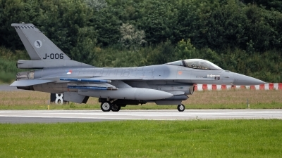 Photo ID 211641 by Rainer Mueller. Netherlands Air Force General Dynamics F 16AM Fighting Falcon, J 006