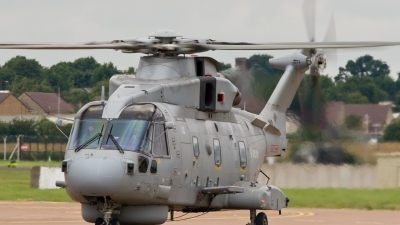 Photo ID 24918 by marcel Stok. UK Navy AgustaWestland EH 101 Merlin HM1 Mk111, ZH839