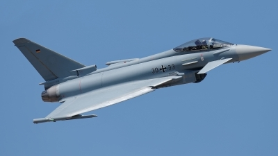 Photo ID 211673 by Rainer Mueller. Germany Air Force Eurofighter EF 2000 Typhoon S, 30 33