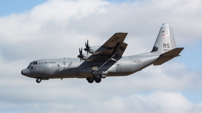 Photo ID 211837 by Doug MacDonald. USA Air Force Lockheed Martin C 130J 30 Hercules L 382, 08 8603