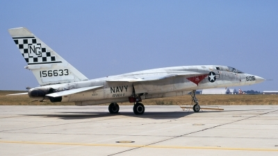 Photo ID 211844 by James Winfree III Slide Collection. USA Navy North American RA 5C Vigilante, 156633