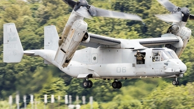 Photo ID 211857 by Aaron C. Rhodes. USA Marines Bell Boeing MV 22B Osprey, 168018