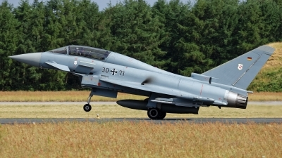 Photo ID 211860 by Rainer Mueller. Germany Air Force Eurofighter EF 2000 Typhoon T, 30 71