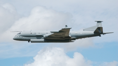 Photo ID 24785 by Lee Hathaway. UK Air Force BAE Systems Nimrod MRA 4, ZJ518