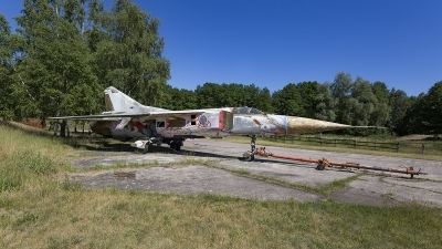 Photo ID 211893 by Jan Philipp. East Germany Air Force Mikoyan Gurevich MiG 23, 08