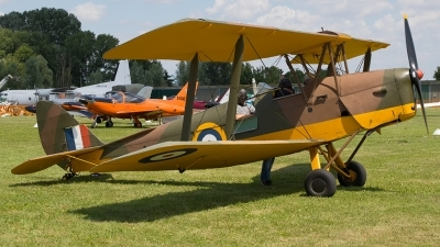 Photo ID 211910 by Roberto Bianchi. Private Private De Havilland DH 82A Tiger Moth II, I BANG