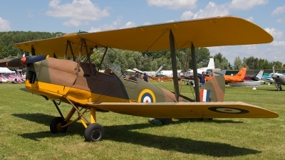 Photo ID 211911 by Roberto Bianchi. Private Private De Havilland DH 82A Tiger Moth II, I BANG