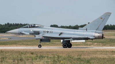 Photo ID 211925 by Sven Neumann. Germany Air Force Eurofighter EF 2000 Typhoon S, 30 33