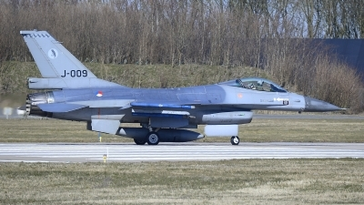 Photo ID 211986 by Peter Boschert. Netherlands Air Force General Dynamics F 16AM Fighting Falcon, J 009