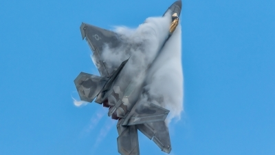 Photo ID 212002 by John Lackey. USA Air Force Lockheed Martin F 22A Raptor, 09 4177