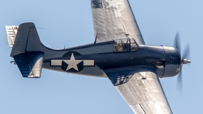 Photo ID 212004 by John Lackey. Private Military Aviation Museum Grumman F4F Wildcat FM 2, N315E