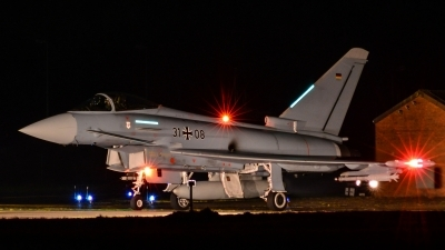 Photo ID 212006 by Sven Neumann. Germany Air Force Eurofighter EF 2000 Typhoon S, 31 08