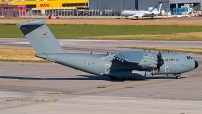 Photo ID 212011 by Patrick Weis. Germany Air Force Airbus A400M Atlas, 54 10