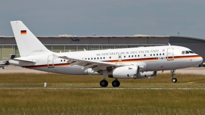 Photo ID 212014 by Patrick Weis. Germany Air Force Airbus A319 133X CJ VC 1A, 15 01