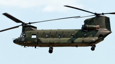 Photo ID 212036 by Varani Ennio. Netherlands Air Force Boeing Vertol CH 47D Chinook, D 106