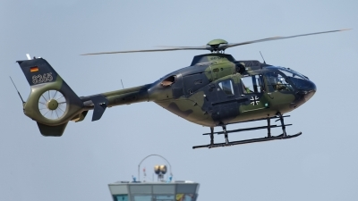 Photo ID 212071 by Rainer Mueller. Germany Army Eurocopter EC 135T1, 82 65