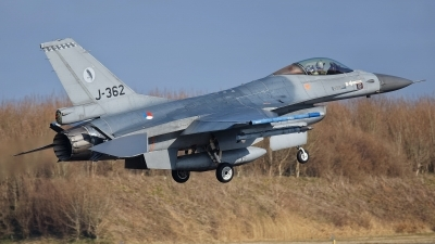 Photo ID 213208 by Rainer Mueller. Netherlands Air Force General Dynamics F 16AM Fighting Falcon, J 362