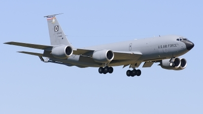 Photo ID 212116 by David Schmidt. USA Air Force Boeing KC 135R Stratotanker 717 100, 57 1493