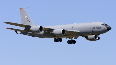 Photo ID 212124 by David Schmidt. USA Air Force Boeing KC 135R Stratotanker 717 148, 57 1461