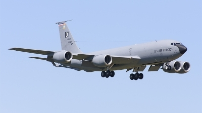 Photo ID 212117 by David Schmidt. USA Air Force Boeing KC 135R Stratotanker 717 100, 61 0321