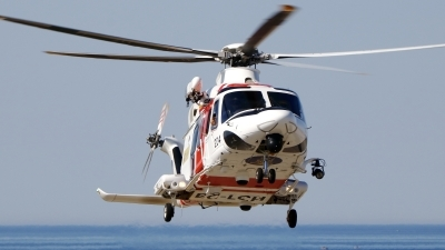 Photo ID 212139 by Montserrat Pin. Spain Maritime Safety and Rescue Agency Agusta Westland AW139, EC LCH