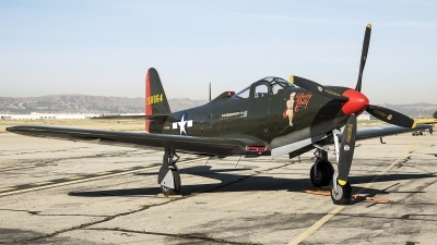 Photo ID 212142 by W.A.Kazior. Private Planes of Fame Air Museum Bell P 63A Kingcobra, NX163BP