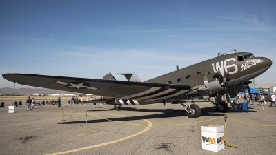 Photo ID 212144 by W.A.Kazior. Private Lyon Air Museum Douglas C 47B Skytrain, N791HH