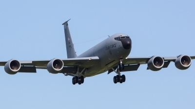 Photo ID 212170 by Doug MacDonald. USA Air Force Boeing KC 135R Stratotanker 717 100, 58 0120