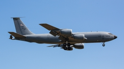 Photo ID 212171 by Doug MacDonald. USA Air Force Boeing KC 135R Stratotanker 717 100, 59 1453