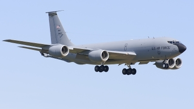 Photo ID 212172 by David Schmidt. USA Air Force Boeing KC 135R Stratotanker 717 100, 59 1453