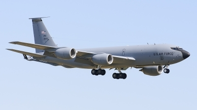 Photo ID 212173 by David Schmidt. USA Air Force Boeing KC 135R Stratotanker 717 100, 58 0120