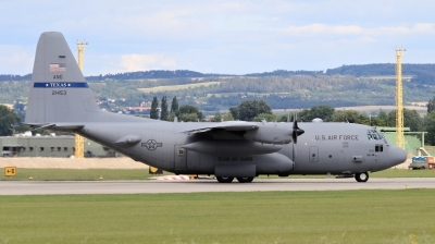 Photo ID 212179 by Milos Ruza. USA Air Force Lockheed C 130H Hercules L 382, 92 1453