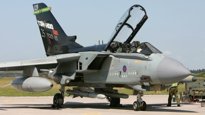 Photo ID 24797 by Lutz Lehmann. UK Air Force Panavia Tornado GR4, ZA469