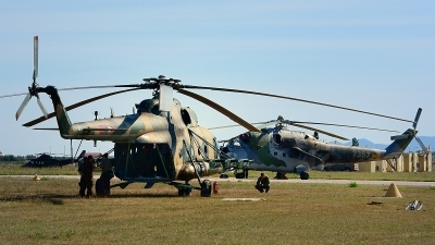 Photo ID 213390 by Sven Zimmermann. Hungary Air Force Mil Mi 17, 701