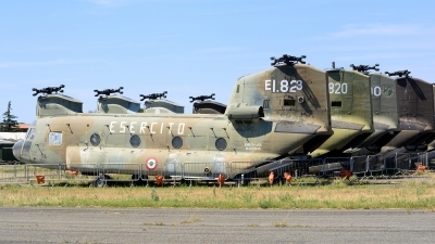 Photo ID 212195 by Sven Zimmermann. Italy Army Boeing Vertol CH 47C Chinook, MM80845