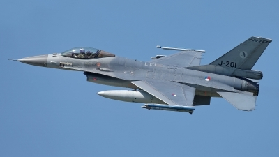 Photo ID 212219 by Rainer Mueller. Netherlands Air Force General Dynamics F 16AM Fighting Falcon, J 201