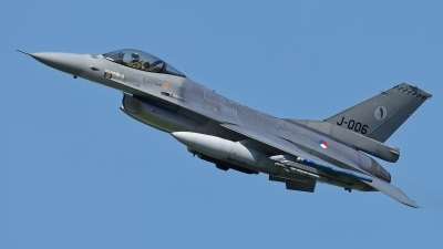 Photo ID 212220 by Rainer Mueller. Netherlands Air Force General Dynamics F 16AM Fighting Falcon, J 006