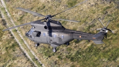 Photo ID 212222 by Ruben Galindo. Spain Army Aerospatiale AS 332B1 Super Puma, HU 21 07
