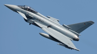 Photo ID 212249 by Rainer Mueller. Germany Air Force Eurofighter EF 2000 Typhoon S, 31 07