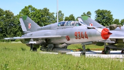 Photo ID 212238 by Stephan Sarich. Poland Air Force Mikoyan Gurevich MiG 21UM, 9344