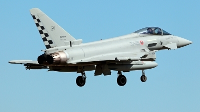 Photo ID 212258 by Carl Brent. Italy Air Force Eurofighter F 2000A Typhoon EF 2000S, MM7345