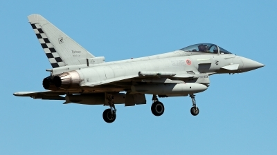 Photo ID 212260 by Carl Brent. Italy Air Force Eurofighter F 2000A Typhoon EF 2000S, MM7321