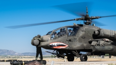 Photo ID 212277 by John Pitsakis. Greece Army McDonnell Douglas AH 64A Apache, ES1019