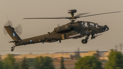 Photo ID 212278 by John Pitsakis. Greece Army Boeing AH 64DHA Apache Longbow, ES1026
